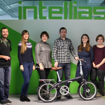 The 500th employee has joined Intellias
